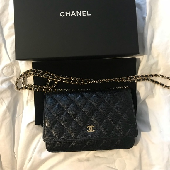 0f4c49339d3b CHANEL Bags | Wallet On Chain Woc | Poshmark